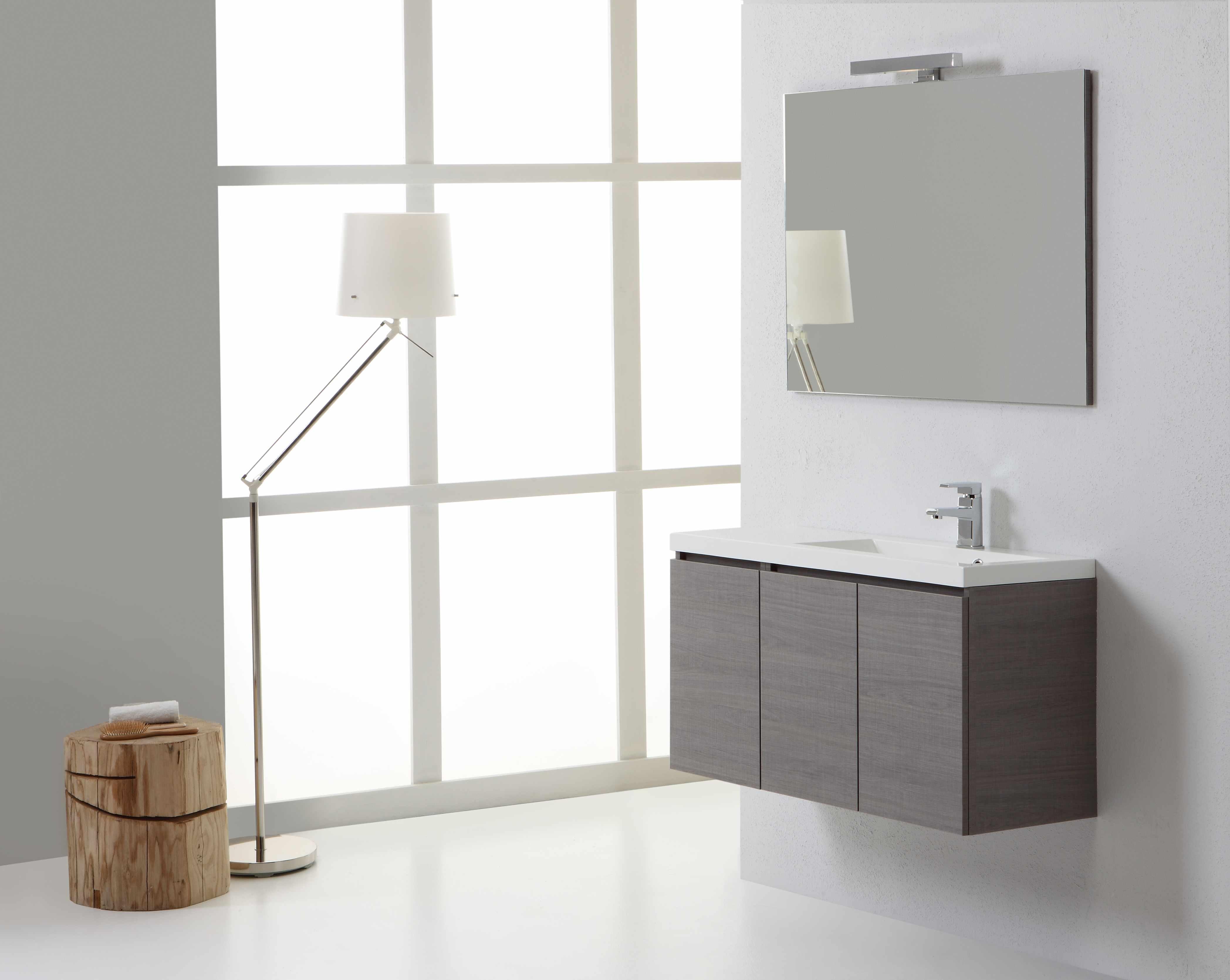 Mobili bagno manhattan stile e design urban bagni da sogno - Mobili da bagno in stile ...