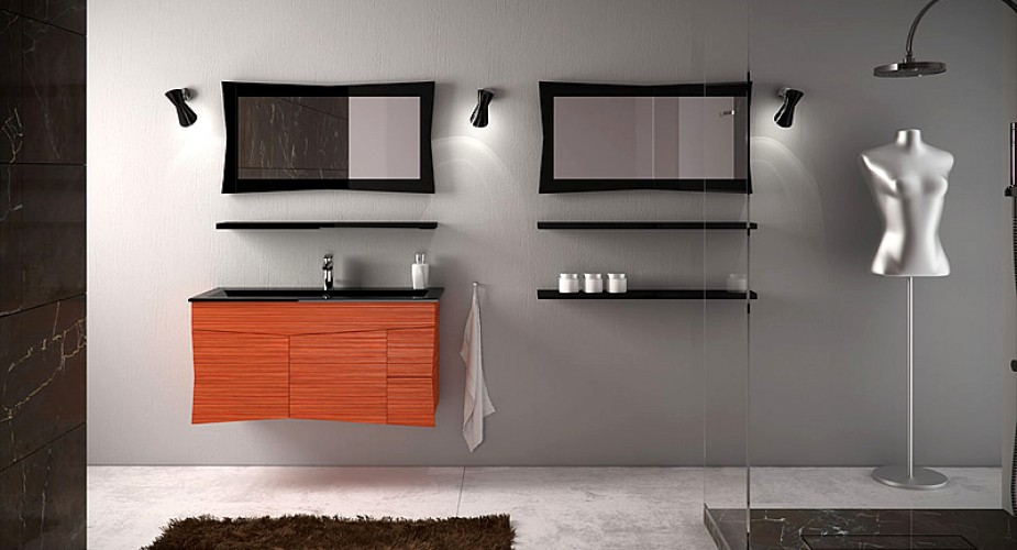 Arredo bagno moderno accessori e stili bagni da sogno for Accessori bagno design moderno