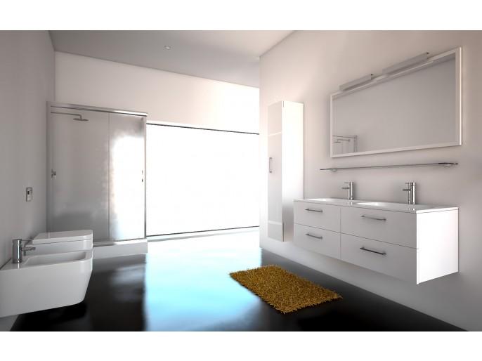 Arredo bagno componibile per utilizzare gli spazi in modo - Mobili bagno per piccoli spazi ...