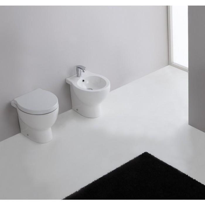 sanitari bagno pavimento loft