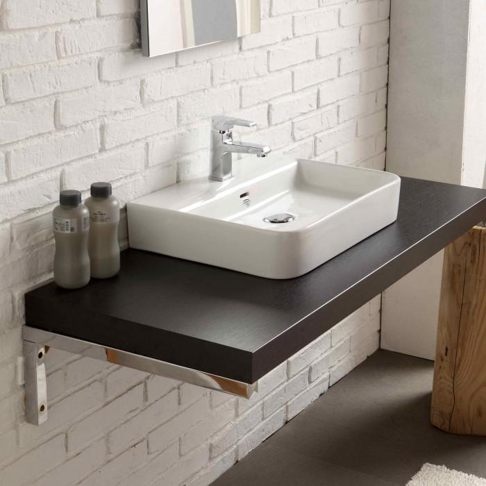 Arredo bagno minimal chic for Mobile bagno minimal