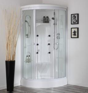 Cabina doccia multifunzione semplicit e praticit for Cabina di 300 piedi quadrati