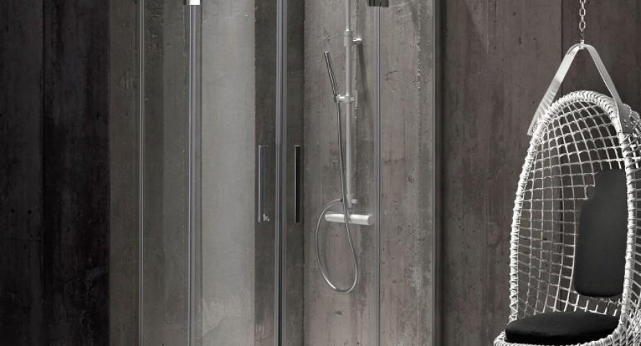 Box doccia semicircolare: le combinazioni a disposizione