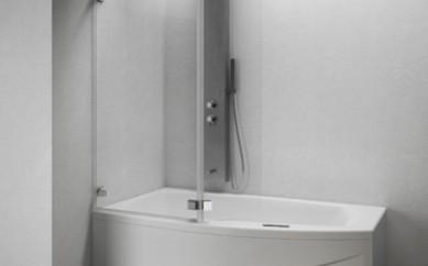 Box doccia o vasca idromassaggio? Tutte e due!