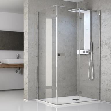 Vuoi un box doccia con bagno turco contatta gli esperti for Rustico un telaio cabina