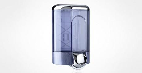 Il dosatore di sapone liquido va posizionato così nelle toilette