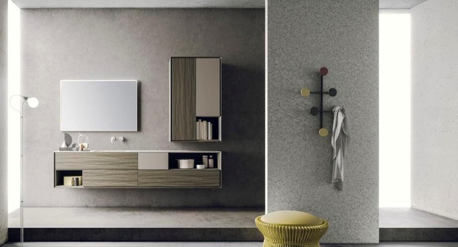 Libera+ by Novello. Essenzialità in bagno