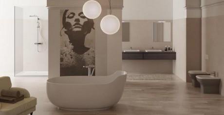 Siete cinefili? Anche il proprio bagno potrebbe essere a misura di passione.